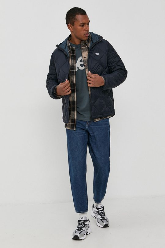 Levi's - Jeansy Stay Loose granatowy