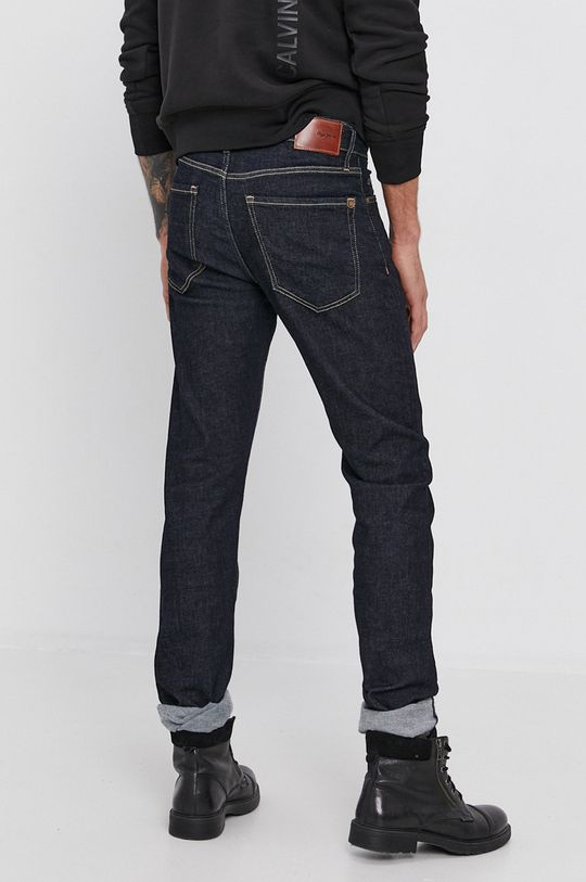 Pepe Jeans - Džíny Crane  93% Bavlna, 2% Elastan, 5% Polyester