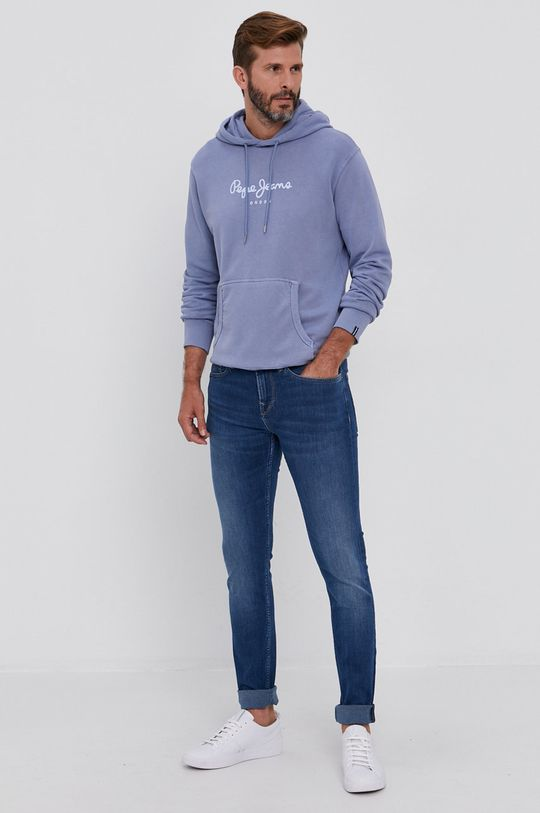 Pepe Jeans - Jeansy Hatch niebieski
