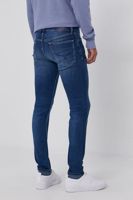 Pepe Jeans - Jeansy Hatch Materiał zasadniczy: 90 % Bawełna, 2 % Elastan, 8 % Poliester, Inne materiały: 100 % Bawełna