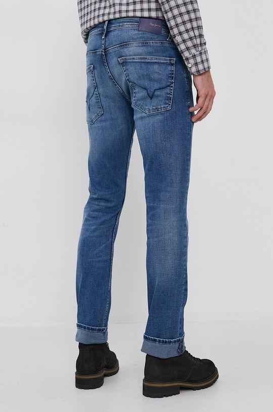 Pepe Jeans - Jeansy Cash 5pkt niebieski