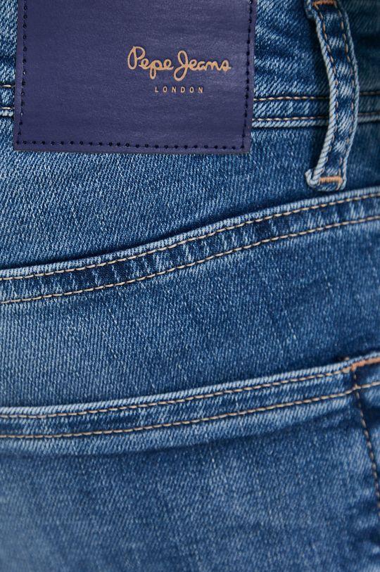 Pepe Jeans - Jeansy Cash 5pkt 90 % Bawełna, 2 % Elastan, 8 % Poliester