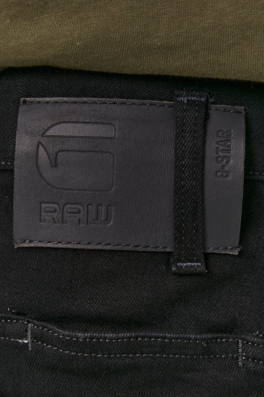 negru G-Star Raw - Jeansi Scutar