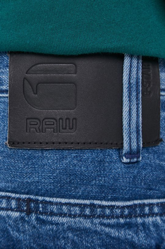 modrá G-Star Raw - Džíny Scutar
