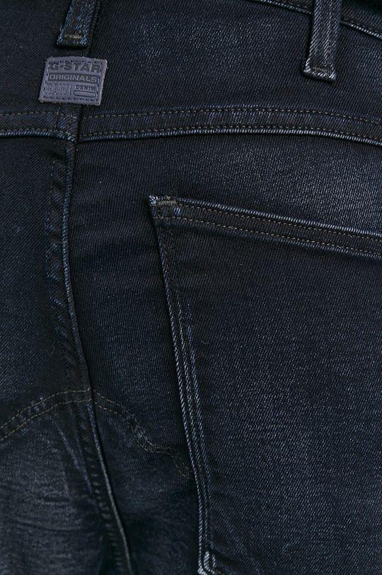 granatowy G-Star Raw - Jeansy 5620 3D Zip Knee