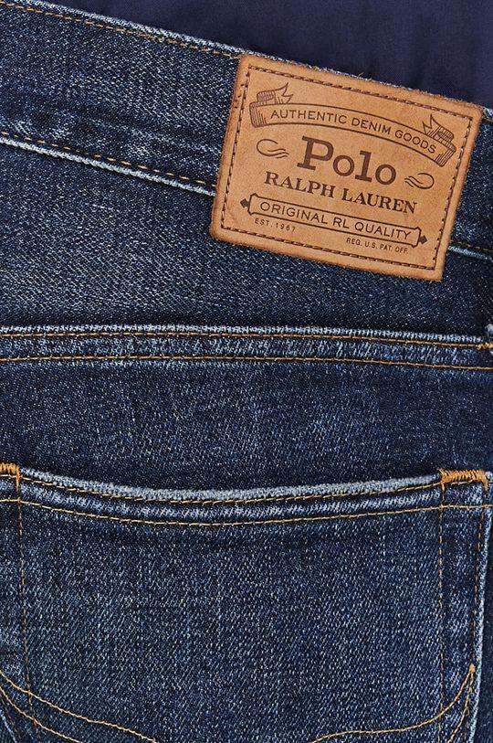 granatowy Polo Ralph Lauren - Jeansy Sullivan