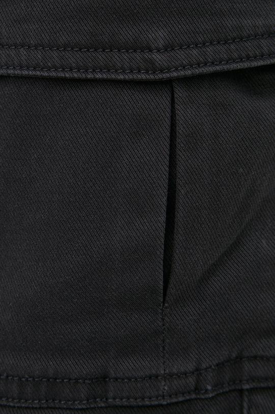 czarny Young Poets Society - Spodnie Aris Cotton