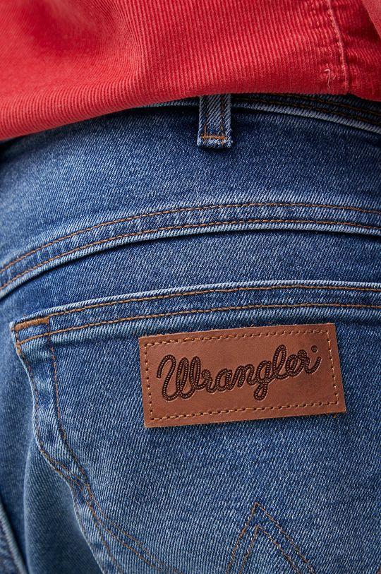 niebieski Wrangler - Jeansy Texas Taper 823