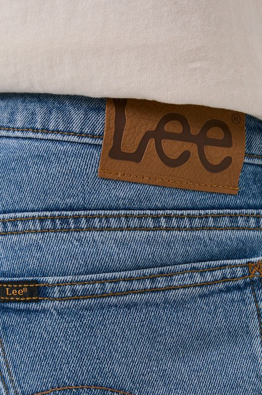 niebieski Lee - Jeansy Rider