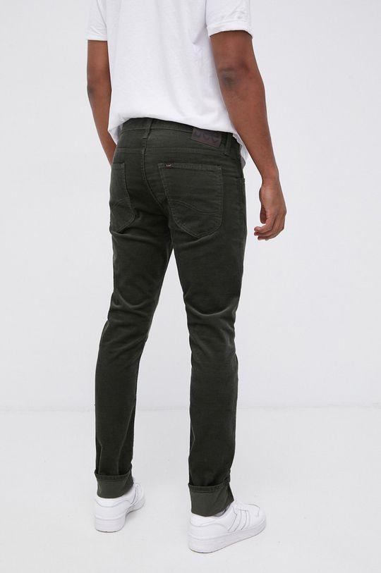 Lee - Spodnie sztruksowe 88 % Bawełna, 2 % Elastan, 10 % Lyocell