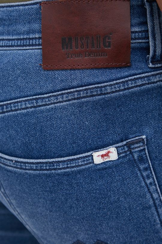 niebieski Mustang - Jeansy Oregon