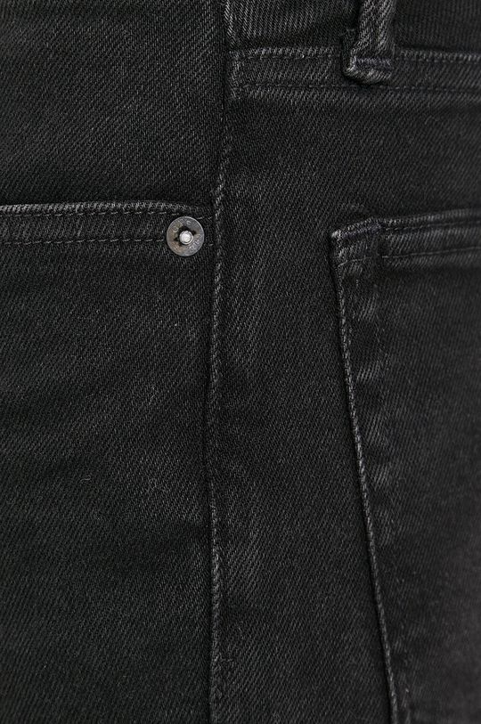 czarny GAP - Jeansy