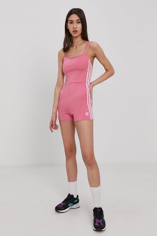 adidas Originals - Kombinezon różowy