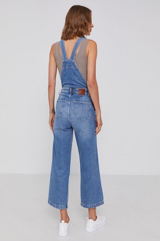 Pepe Jeans - Salopeta Shay Indygo  100% Bumbac
