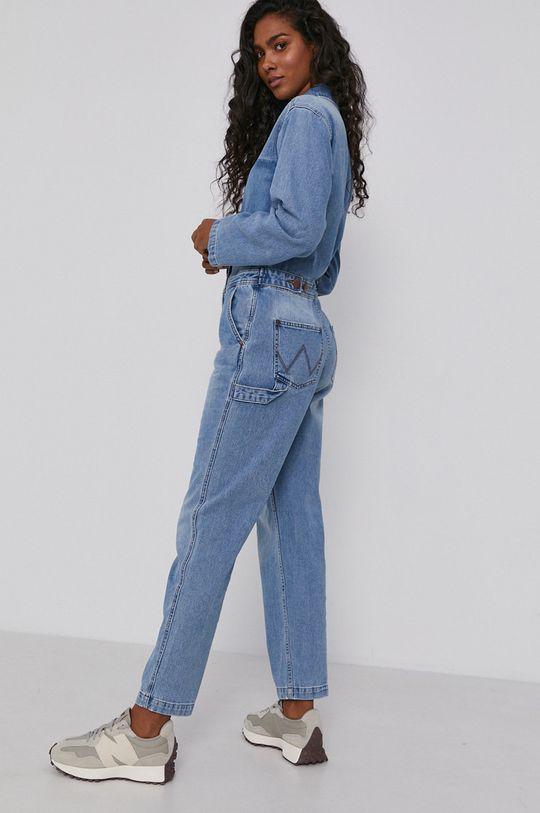 Billabong - Kombinezon jeansowy x Wrangler 100 % Bawełna
