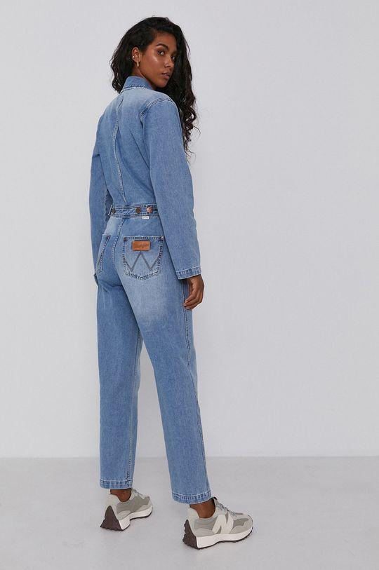Billabong - Kombinezon jeansowy x Wrangler Damski
