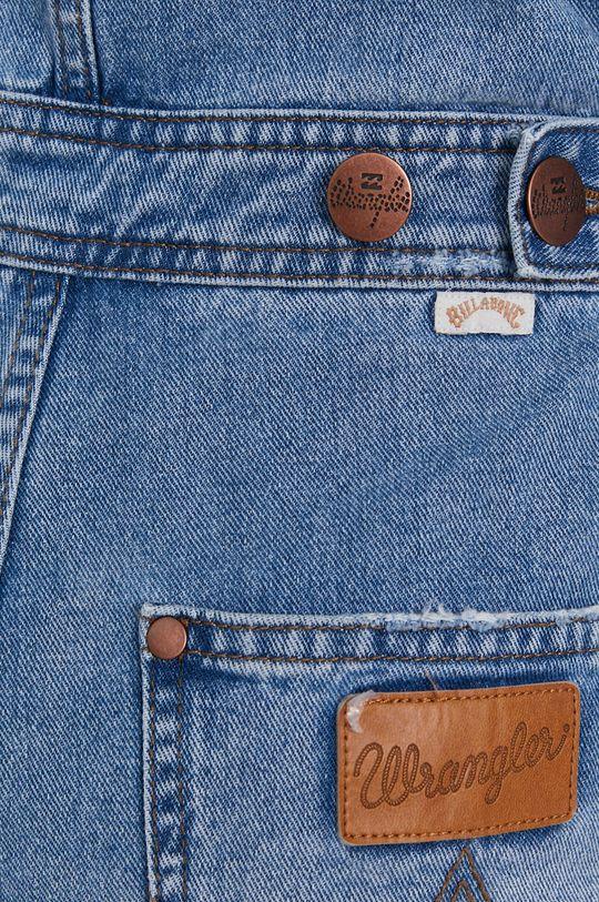 Billabong - Kombinezon jeansowy x Wrangler