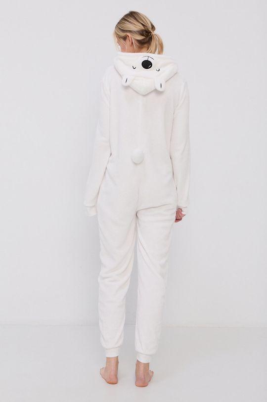Brave Soul - Kombinezon piżamowy biały