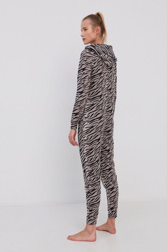 Brave Soul - Kombinezon piżamowy Snow Tiger 100 % Poliester