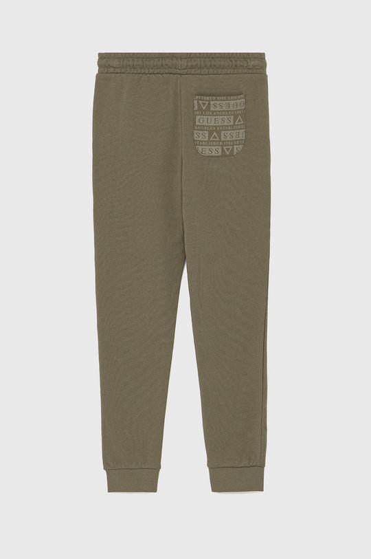 Guess - Dětské kalhoty khaki