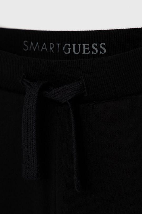 Guess - Dětské kalhoty  100% Bavlna