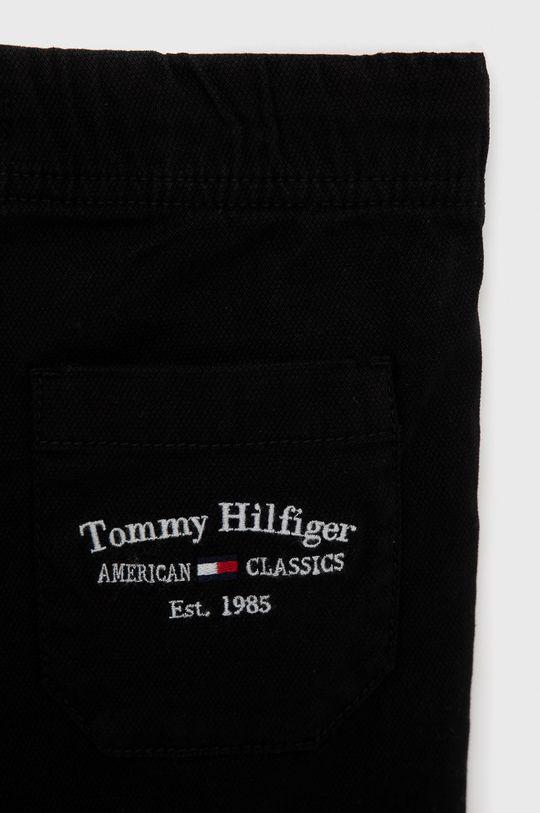 Tommy Hilfiger - Spodnie dziecięce 2 % Elastan, 98 % Bawełna organiczna