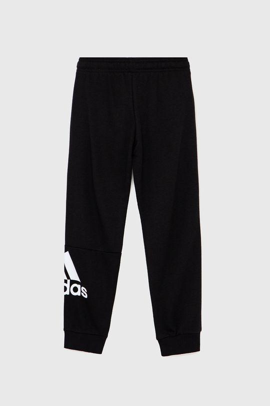 adidas - Dětské kalhoty černá