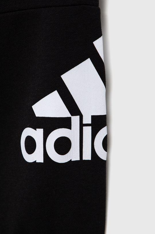 adidas - Dětské kalhoty  53% Bavlna, 11% Rayon, 36% Recyklovaný polyester