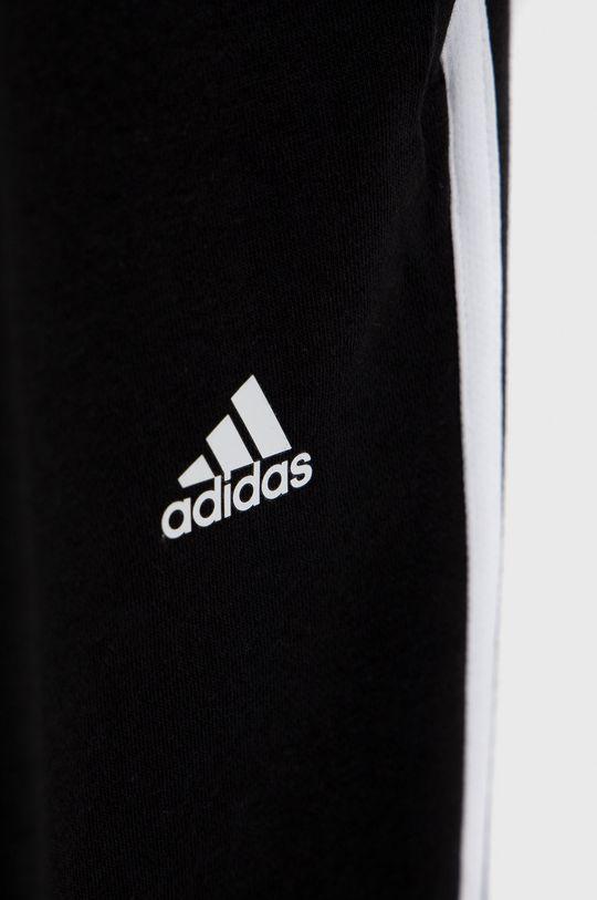 Adidas - Spodnie dziecięce 53 % Bawełna, 11 % Rayon, 36 % Poliester z recyklingu