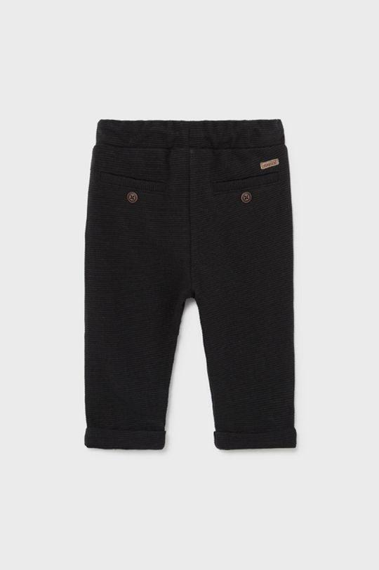 Mayoral - Spodnie dziecięce czarny