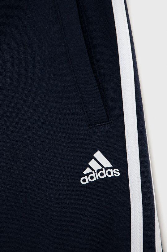 adidas - Spodnie dziecięce 70 % Bawełna, 30 % Poliester z recyklingu