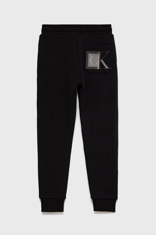 Calvin Klein Jeans - Spodnie dziecięce 23 % Bawełna, 3 % Elastan, 74 % Poliester