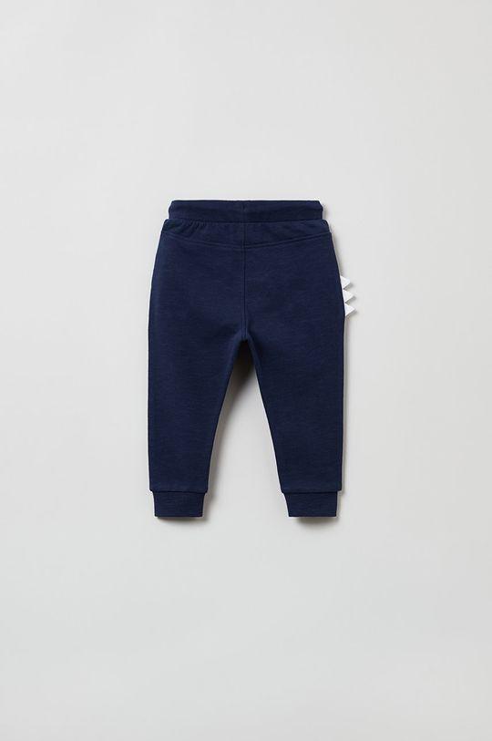 OVS - Spodnie dziecięce granatowy