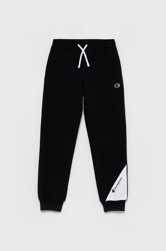 negru Champion - Pantaloni copii De băieți
