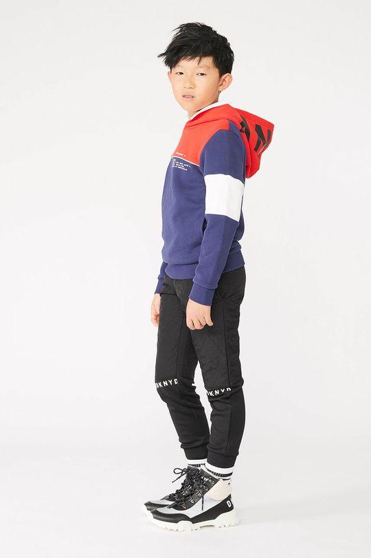 negru Dkny - Pantaloni copii De băieți
