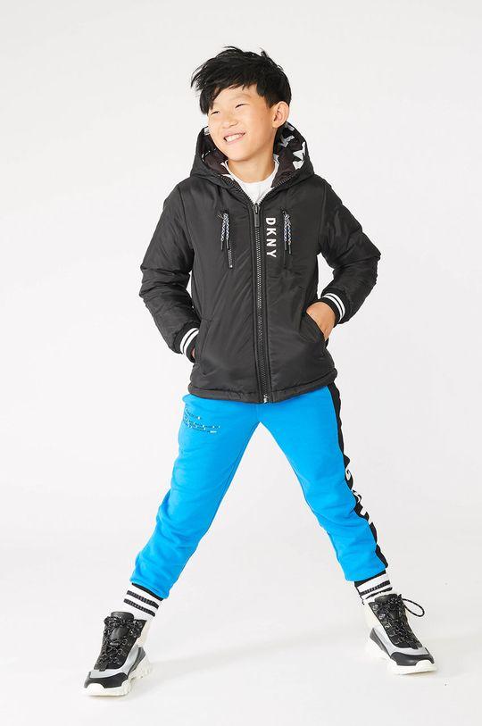 albastru Dkny - Pantaloni copii De băieți