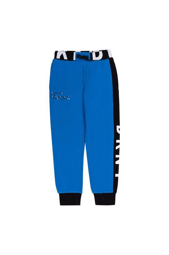 Dkny - Pantaloni copii albastru