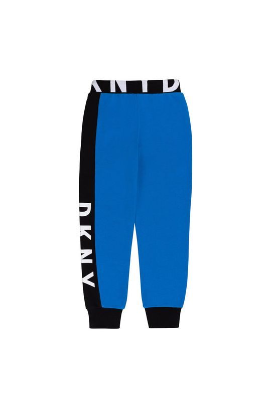 Dkny - Pantaloni copii  Materialul de baza: 100% Bumbac Finisaj: 95% Bumbac, 5% Elastan