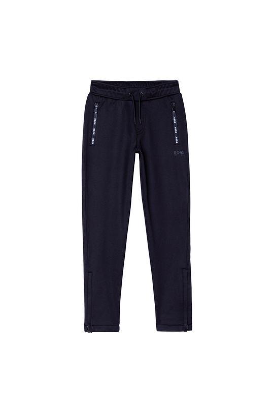 negru Boss - Pantaloni copii De băieți