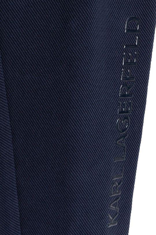 Karl Lagerfeld - Spodnie dziecięce 89 % Bawełna, 1 % Elastan, 10 % Poliester