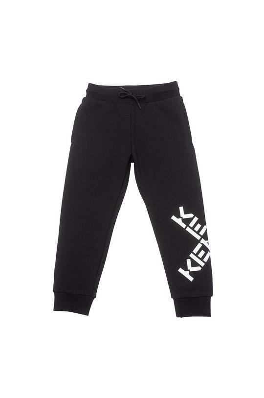 negru KENZO KIDS - Pantaloni copii De băieți