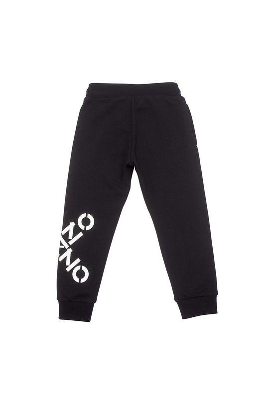 KENZO KIDS - Pantaloni copii negru