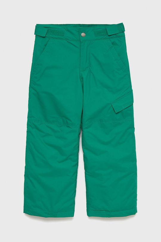 zielony Columbia - Spodnie dziecięce Chłopięcy