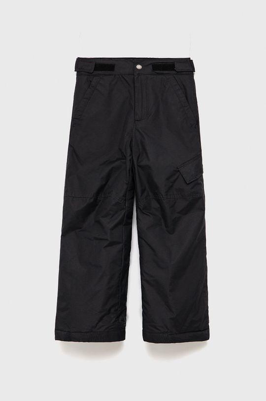 czarny Columbia - Spodnie dziecięce Chłopięcy
