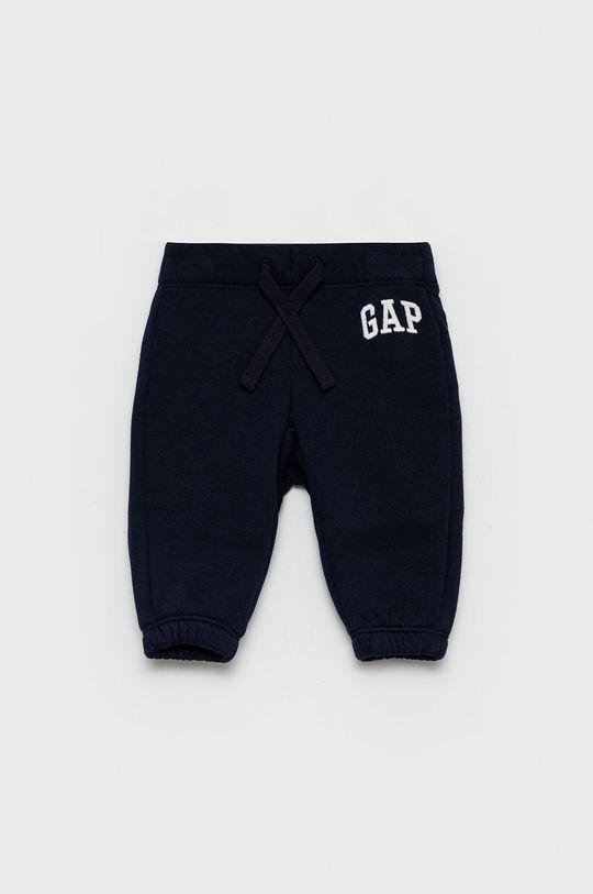 granatowy GAP - Spodnie niemowlęce Chłopięcy
