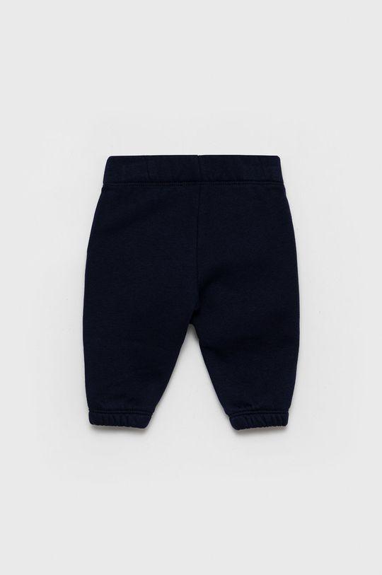 GAP - Spodnie niemowlęce granatowy