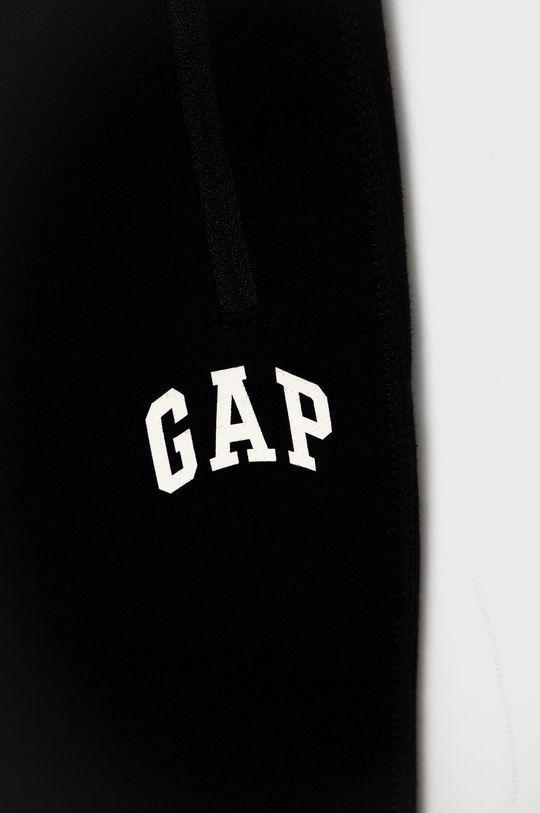 GAP - Pantaloni copii  83% Bumbac, 17% Poliester reciclat