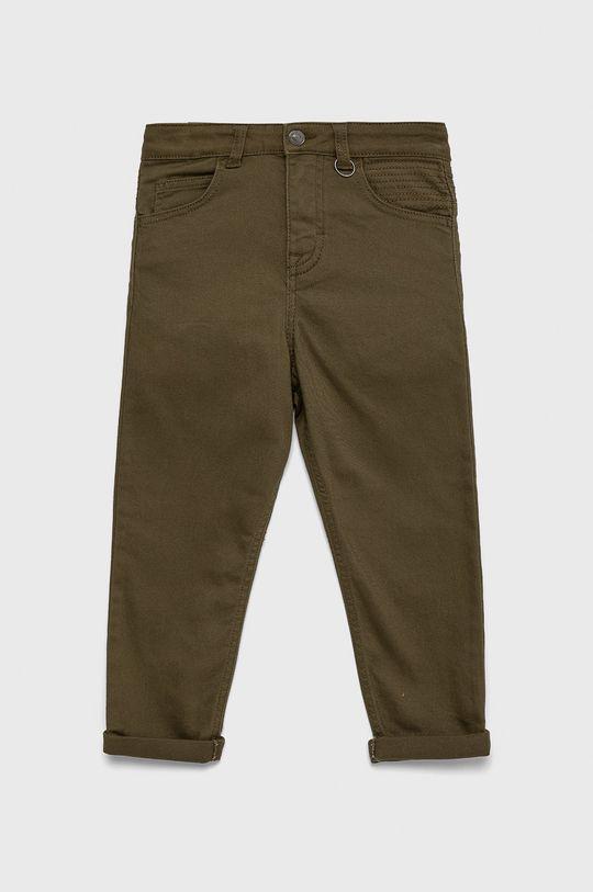 βρώμικο πράσινο United Colors of Benetton - Παιδικό παντελόνι Για αγόρια