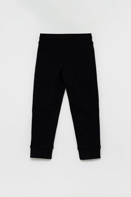 United Colors of Benetton - Spodnie dziecięce czarny