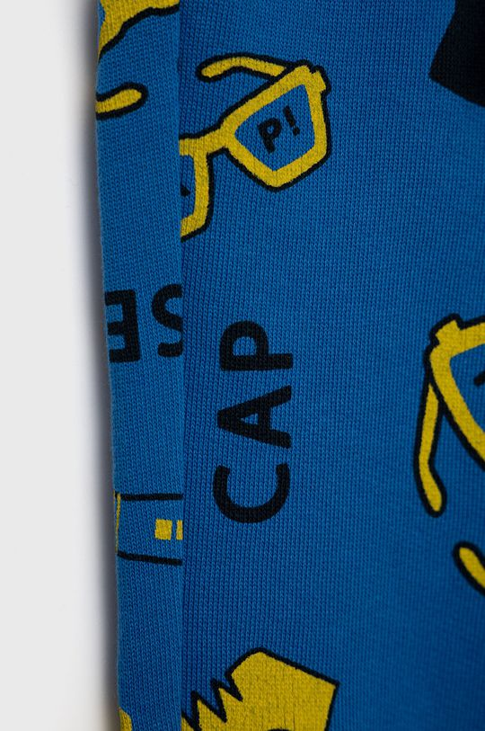 United Colors of Benetton - Detské nohavice modrá